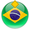 Brazil Traffic signs icon