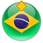 交通标志在巴西,以及大多数美洲国家.. icon