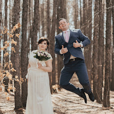 Wedding photographer Nikita Kver (nikitakver). Photo of 04.05.2018