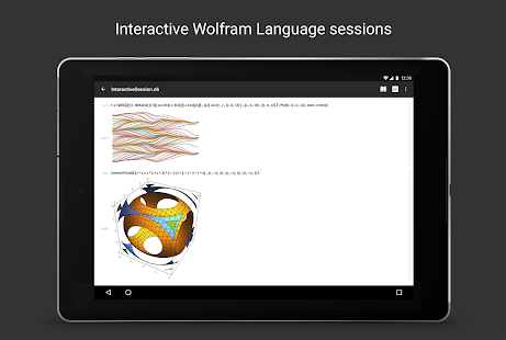 Wolfram Cloud Screenshot 7