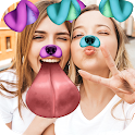 Pip Camera Effects: Photo Filters & Collage Maker icon
