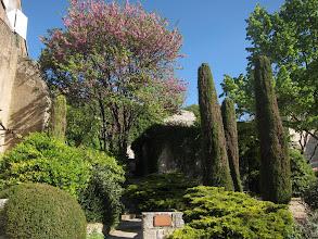 Photo: It has a public garden ...