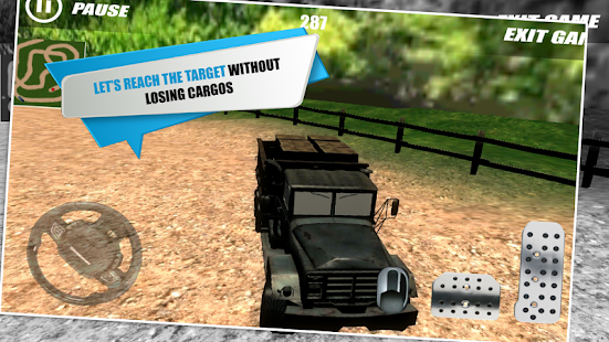 Cargo Truck Delivery Driver 3D- screenshot thumbnail