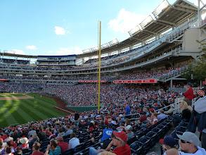 Photo: Washington Nationals Ballpark.