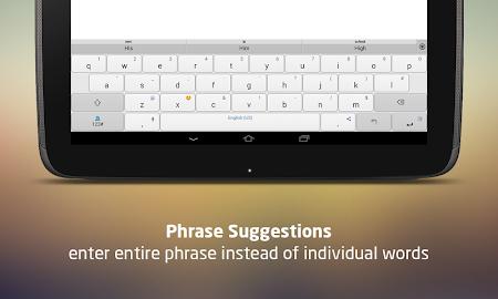 Adaptxt Free Keyboard Screenshot 6