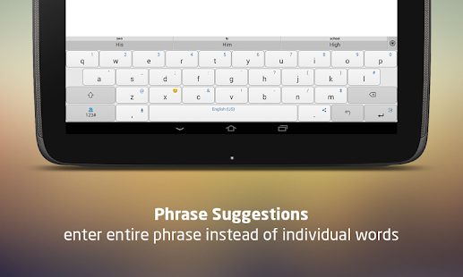 Adaptxt Free Keyboard- screenshot thumbnail