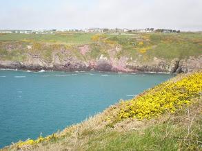 Photo: From Solva to St David's (Caerfai Bay)