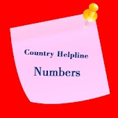 Country Helpline Numbers