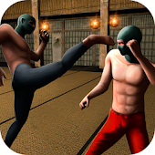 Ninja Kung Fu Fighting 3D