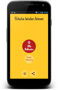 Schuhe Binden Lernen Apps Bei Google Play