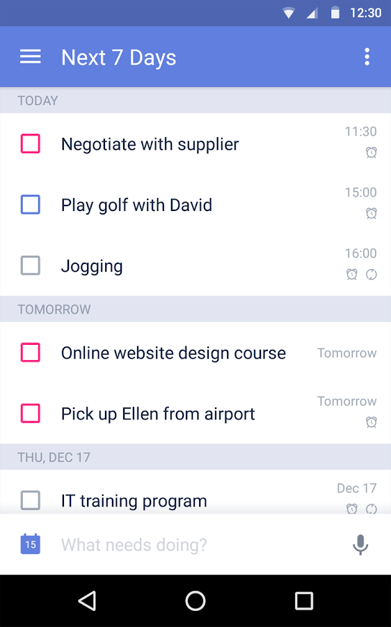 TickTick - Todo & Task List- screenshot