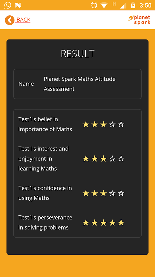 Planet Spark - English and Maths Tutors- screenshot