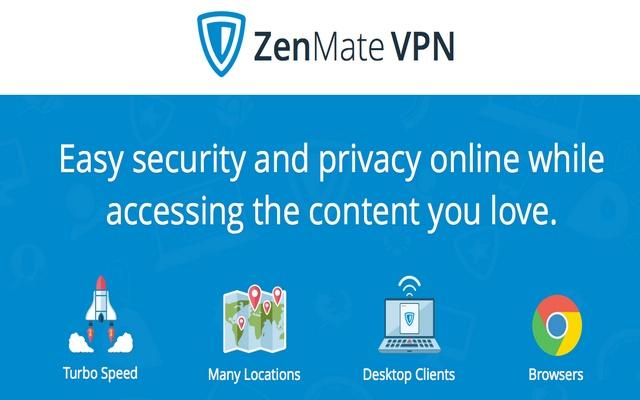 ZenMate VPN for PC