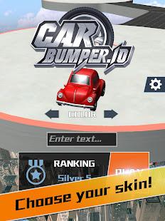 Car bumper.io – Roof Battle 5