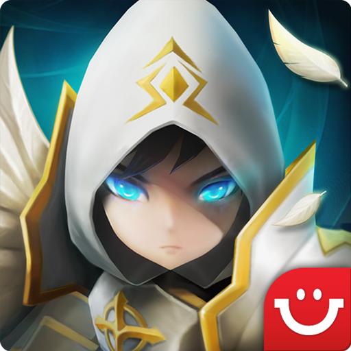魔靈召喚: 天空之役 角色扮演 App LOGO-APP試玩