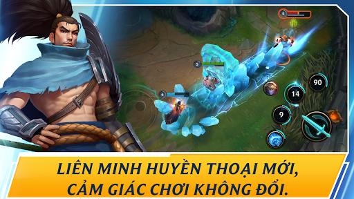Liu00ean Minh: Tu1ed1c Chiu1ebfn  screenshots 1