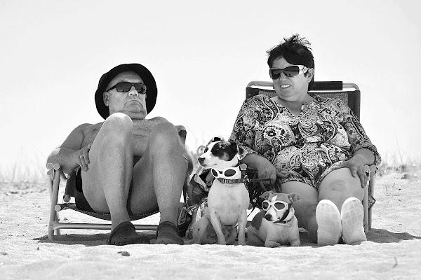 tipi da spiaggia di Rino Lio