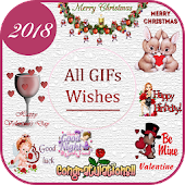 All GIF Wishes / All GIF Greetings / GIfs Images