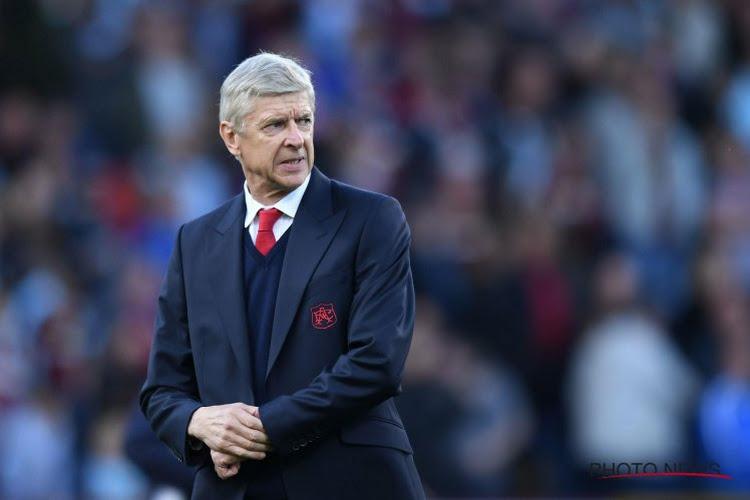 Arsène Wenger lourdement suspendu par la Fédération Anglaise