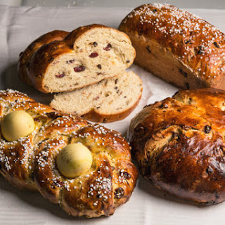Holiday Bread for Easter