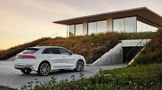 Audi Q8 TFSIE Quattro: Llega la versión híbrida enchufable