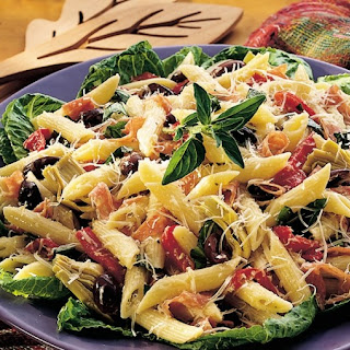 Perfect Pasta Salad Toss