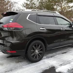 エクストレイル T32 20X 4WD 7人乗り カーキ 2018のカスタム事例画像 traveler_planner_golferさんの2021年01月24日18:45の投稿