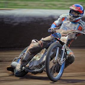 Speedway by Bostjan Pulko - Sports & Fitness Other Sports ( speedway )