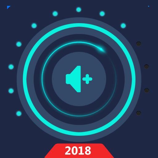 Super Sound Volume Booster & Bass Booster 2018