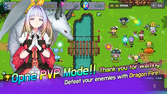 Hero Evolution Apk Mod (Dinheiro Infinito) 2
