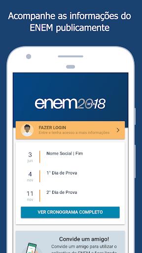 ENEM 2018  screenshots 1