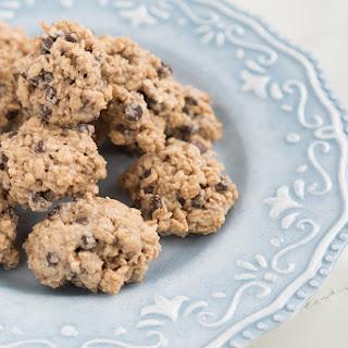 Chewy Chocolate Chip Tahini Cookies