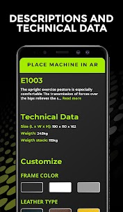 DHZ Fitness AR Viewer 4