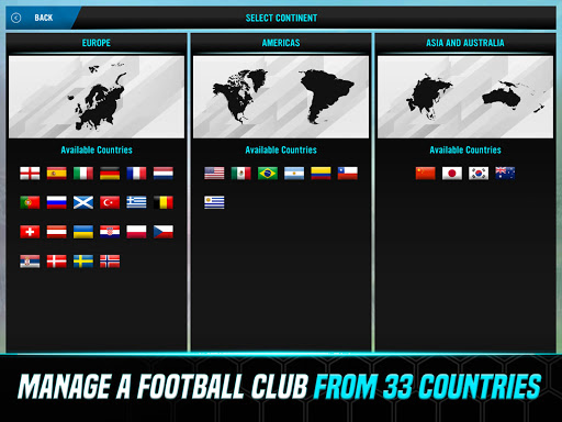 Soccer Manager 2021 - Football Management Game screenshots 12