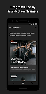 Nike Training Club – Home workouts & fitness plans APK 2
