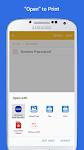 screenshot of Samsung Print Service Plugin