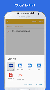 Samsung Print Service Plugin for PC-Windows 7,8,10 and Mac apk screenshot 4