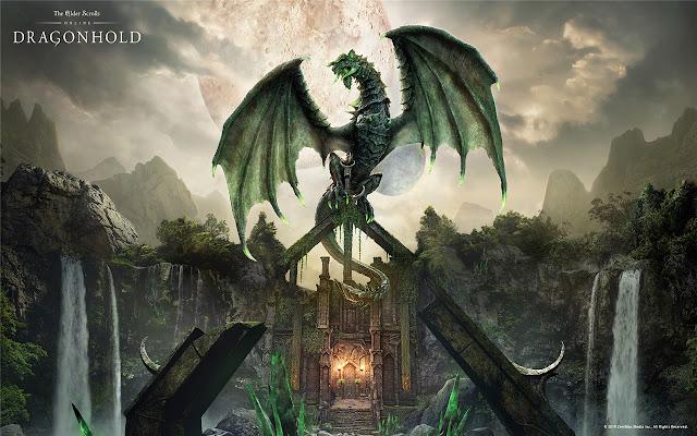 The Elder Scrolls Online Themes & New Tab