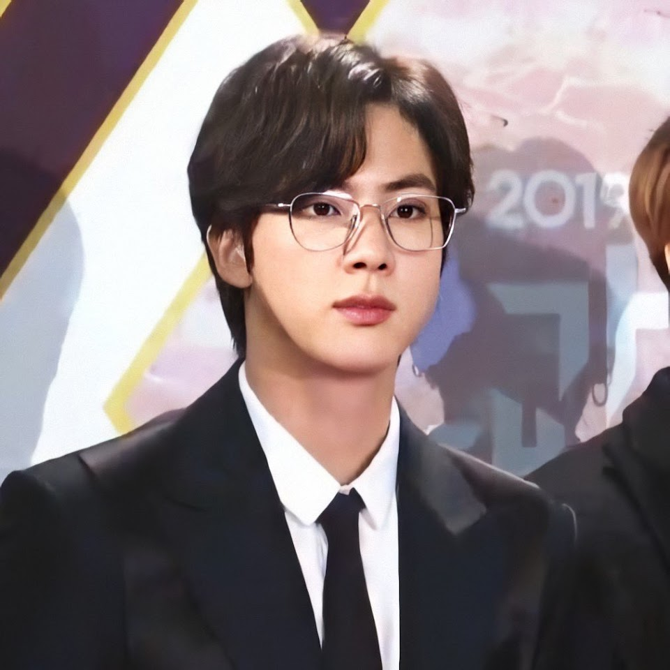 bts jin glasses 2
