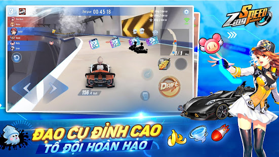 Game ZingSpeed Mobile APK for Windows Phone