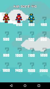 Iron Men - Turbulent Flight screenshot