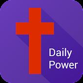 Daily Power - biblical saying