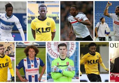 Un mois plus tard, où en sont les joueurs de Pro League partis en prêt à l'étranger ?