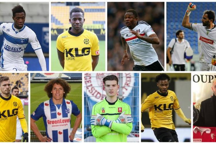 Que deviennent les joueurs de Pro League partis cet hiver en prêt à l'étranger ?