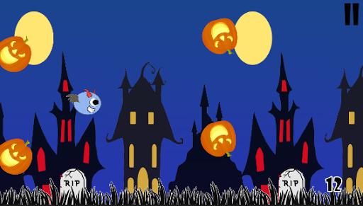 Super Flap Bird Halloween