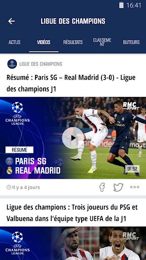 RMC Sport News screenshot 3
