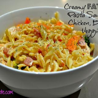 Creamy Pasta Sauce With Evaporated Milk Recipes.