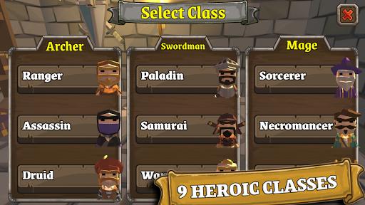 Deplo Dungeon RPG 9.0 screenshots 1