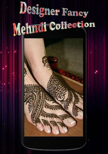 Fancy Mehndi Design 2017 1.9 screenshots 4