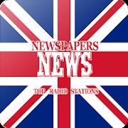 UK Newspapers and Radio Stations